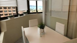Apartment With one Bedroom in Fuengirola, With Wonderful sea View, Poo