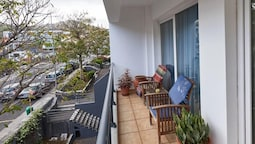 Apartment With one Bedroom in Funchal, With Wonderful City View, Enclo