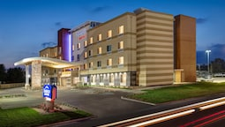 Fairfield Inn & Suites by Marriott Louisville New Albany IN
