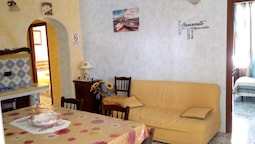 Apartment With 3 Bedrooms in Lipari, With Wonderful City View, Balcony