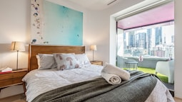 QV2 Apartment on Swanston St