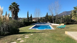 Villa With 6 Bedrooms in Málaga, With Wonderful sea View, Private Pool