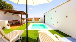 Villa With 2 Bedrooms in Antigua, With Private Pool, Furnished Terrace