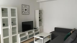 Trendy New & Large 3 Beds, 90m2 in City Center