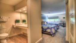 KCIS 123 - Killington Blue Studio: Sleeps 4, Close to Mountain