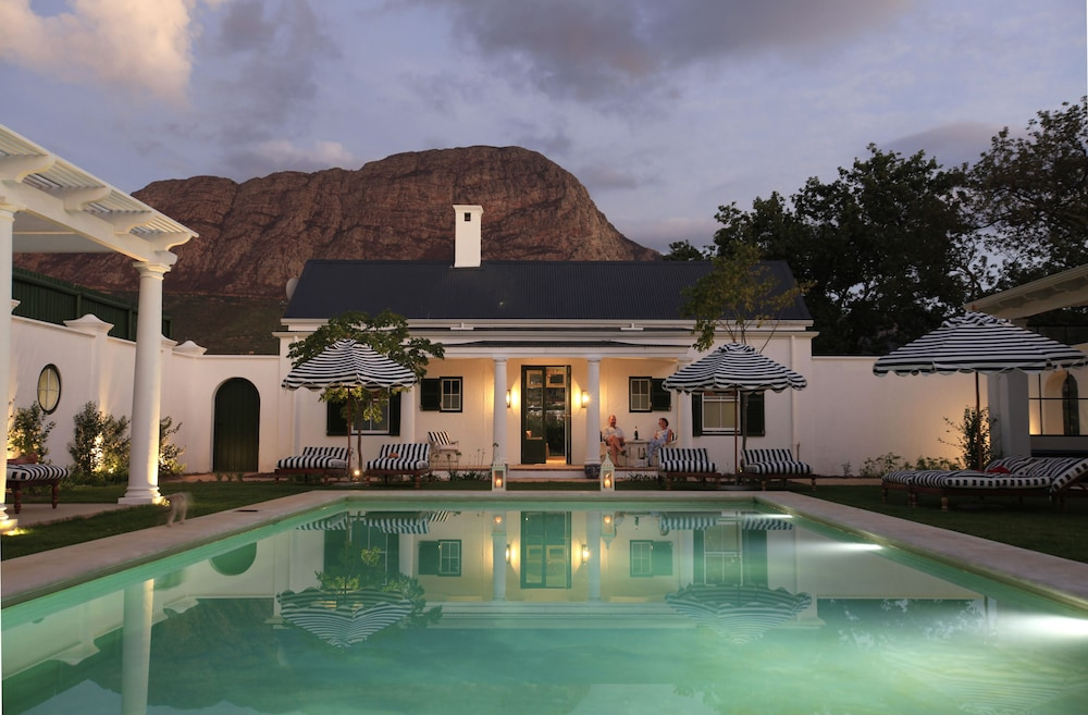 La Cotte The Manor House Hotel Accommodation Franschhoek South Africa
