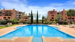 Apartment With 2 Bedrooms in Vilamoura, With Wonderful City View, Shar