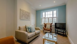 Luxury Townhouse 350 Yds From Racecourse