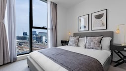 Stylist 1bed1bath Apartment@west Melbourne