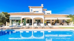Villa South Pinosol Javea