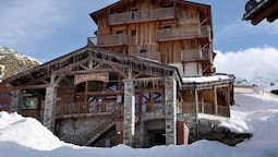 Luxury Comfortable Apartment on the Slopes Near Val Thorens