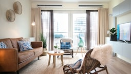 Modern Apartment in the Centre of Scheveningen Within 200 m From the B
