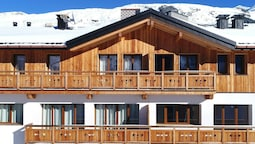 Stylish Chalet on the Slopes in Elevated Les Menuires