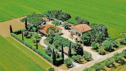 Luxurious Farmhouse in Grosseto With Jacuzzi