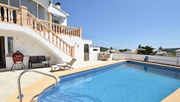 Majestic Villa With Private Pool in Moraira