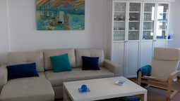 Apartment in Santa Cristina With Balcony, Parking, Heating