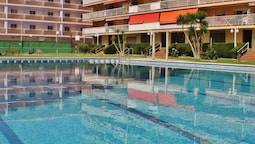 Modern Apartment in Malgrat de Mar With Swimming Pool