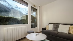 Peaceful Apartment With Terrace in Chamonix-mont-blanc