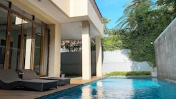 Permai 1 Villa 3 Bedroom with A Private Pool