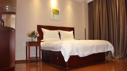 GreenTree Inn Nantong Rugao Port Bus Station Business Hotel