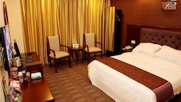 GreenTree Inn Yangzhou Gaoyou Municipal Government Business Hotel